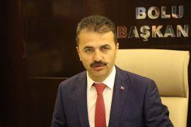 AK Parti Bolu İl Başkanı Nurettin Doğanay: