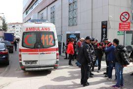 Bolu'da yol verme kavgası kanlı bitti: 1 yaralı