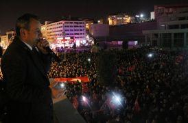 Bolu Belediye Başkanı, CHP adayı Tanju Özcan seçildi