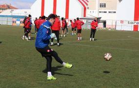 Boluspor, Gençlerbirliği maçına hazırlanıyor