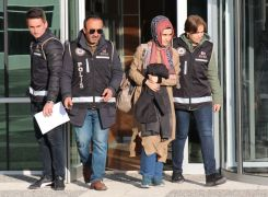 FETÖ firarisi kadın Bulgaristan'a kaçarken yakalandı