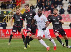 Spor Toto 1. Lig: Boluspor: 1 – Balıkesir Baltok: 0