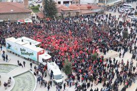Bolu Belediyesi'nde devir teslim töreni yapıldı