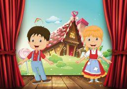 Esas 14 Burda AVM Çocuk Tiyatrosu'ndan 'Hansel ve Gretel'