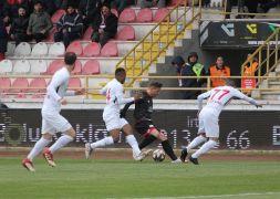 Spor Toto 1. Lig: Boluspor: 1 – Gazişehir Gaziantep: 0