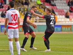 Spor Toto 1. Lig: Boluspor: 4 – Kardemir Karabükspor: 0