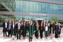Avukat Boylu'nun eşi tarafından öldürülmesi protesto edildi