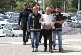 Bolu'da, organize suç örgütü şüphelisi 9 kişi adliyeye sevk edildi