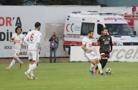 Spor Toto 1. Lig: Boluspor: 1 – Hatayspor: 4