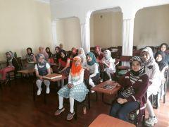 Gerede'de yaz Kuran kursu 25 öğrenciyle başladı