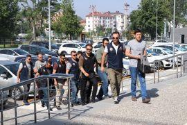 Bolu'da FETÖ şüphelisi 7 kişi adliyeye sevk edildi