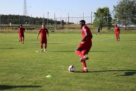 Sivasspor, yeni sezon hazırlıklarına devam ediyor