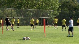Yeni Malatyaspor, yeni sezon hazırlıklarını Bolu'da sürdürdü