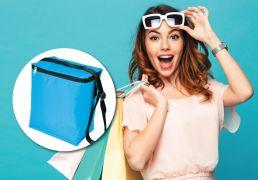 14 Burda AVM'de alışverişler termos çanta hediyeli