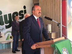 """Bakan Yardımcısı Metin: """"Tarımda gelişmemiz için akıncı ruhlu çiftçilere ihtiyacımız var"""""""