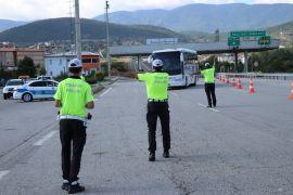 Bolu'da, bayram tatili boyunca trafik tedbirleri artırıldı