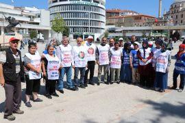 Bolu Belediyesinde işten çıkarılan işçiler 125 gündür eylemde