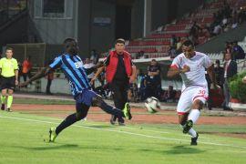 TFF 1. Lig: Boluspor: 0 – Adana Demirspor: 0