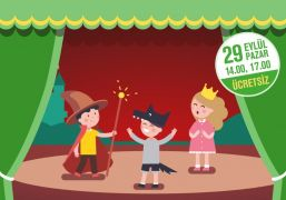 14 Burda'da, 'Haylaz Dostlar' tiyatrosu