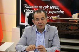 Başkan Özcan'dan, Rektör Alişarlı'ya tepki