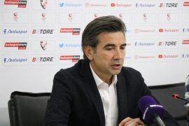 Boluspor – İstanbulspor maçının ardından