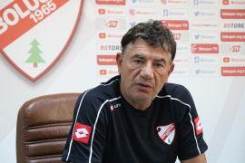 Boluspor Teknik Direktörü Giray Bulak: