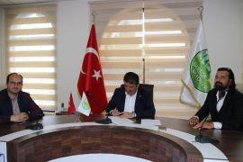 Gerede'de Arasta Projesi için imzalar atıldı