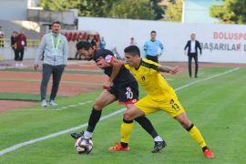 TFF 1. Lig: Boluspor: 1 – İstanbulspor: 2