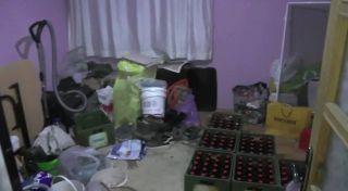 Bolu'da, kaçak içki imal eden baba ve oğullarına operasyon: 3 gözaltı