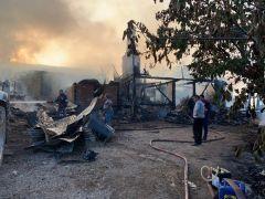 Bolu'da mutfak tüpü patladı: 1 öldü