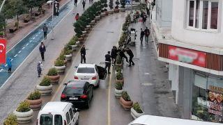 Bolu'da, yol verme kavgasında babayı darp eden sürücüye para cezası verildi