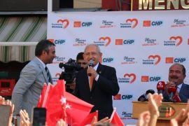 """CHP Genel Başkanı Kılıçdaroğlu: """"Yeni siyaset anlayışıyla yolumuza devam ediyoruz"""""""