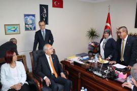 """Kılıçdaroğlu: """"Biz milliyetçilik anlayışımızı Beş Parmak Dağları'na yazmışız"""""""