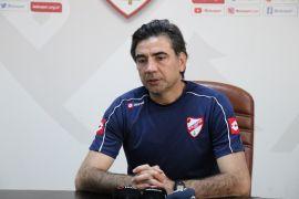 """Osman Özköylü: """"Rakibe ilk mağlubiyetini aldırmak için mücadele edeceğiz"""""""