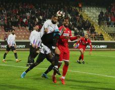 TFF 1. Lig: Boluspor: 3 – Keçiörengücü: 1