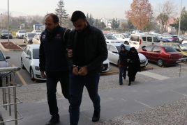 Irak uyruklu DEAŞ şüphelisi çift adliyeye sevk edildi