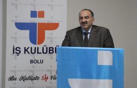 Bolu'da, İş Kulübü açılışı yapıldı