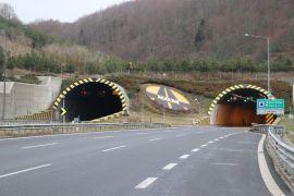 Bolu Dağı Tüneli trafiğe kapatıldı