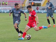 TFF 1. Lig: Boluspor: 0 – Fatih Karagümrük: 2