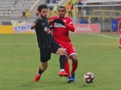 TFF 1. Lig: Boluspor: 1 – Eskişehirspor: 1
