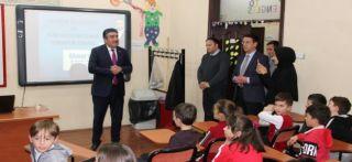 Bilgievi'nde sağlık semineri verildi