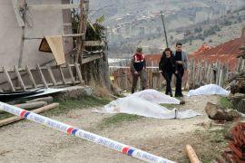 Bolu'da, 4 kişinin öldürüldüğü cinayet davasında duygu dolu anlar yaşandı
