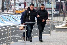 Uyuşturucu ile yakalanan cezaevi firarisi tutuklandı