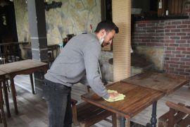 Bolu'da kafe ve restoranlar açılmaya hazırlanıyor