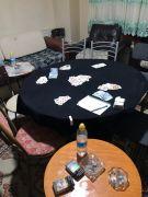 Bolu'da, kumar operasyonu