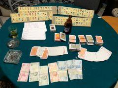 Bolu'da, kumarhaneye çevrilene eve operasyon