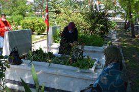 Bolu'da şehitler için hatim duası okundu