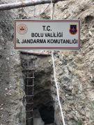Bolu'da, kaçak kazı operasyonu: 10 gözaltı