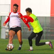 Boluspor, Altınordu maçının hazırlıklarını sürdürdü