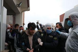 Karantinada kaldıkları yurtta devlete küfür eden 3 öğrenciye 7 yıl hapis istemi